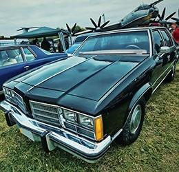Black 4Door Sedan
