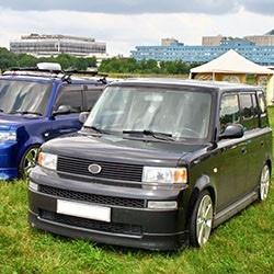 Black Box Sedan