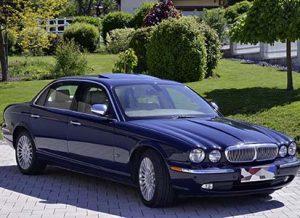 Jaguar Rebuilt Axles