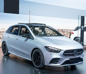 Mercedes Benz Rebuilt Axles