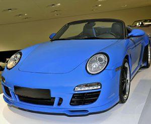 Porsche Rebuilt Axles