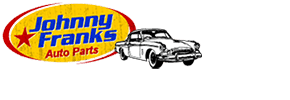 johnny franks auto parts logo