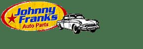 johnny franks auto parts logo