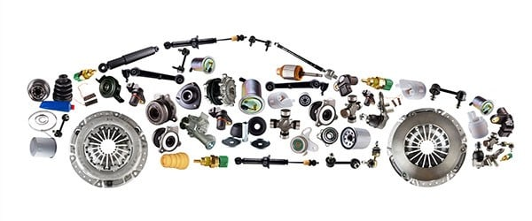 search for any Volkswagen part new and used parts
