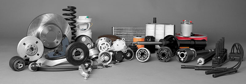 vehicle auto parts for cars and trucks