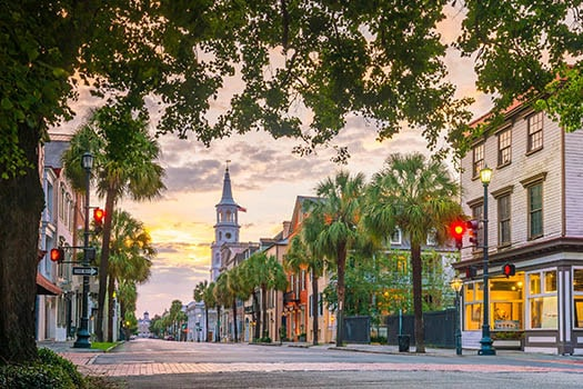 City of Charleston, South Carolina