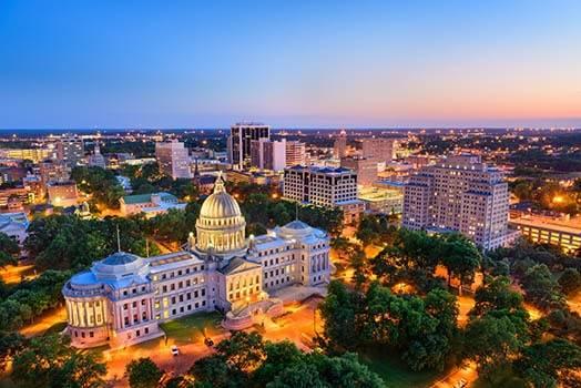 city of Jackson, Mississippi