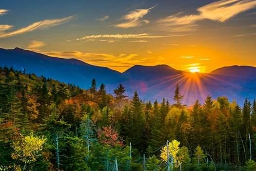 New Hampshire wilderness