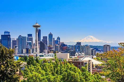 City of Seattle, Washington